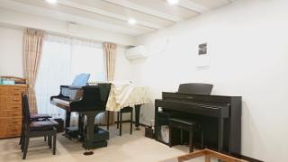 第二レッスン室の写真1