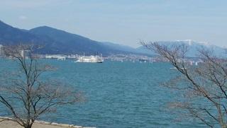 びわ湖写真
