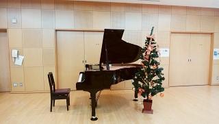クリスマス会会場写真1