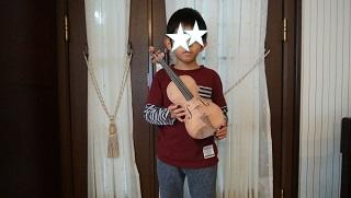 ヴァイオリン写真1
