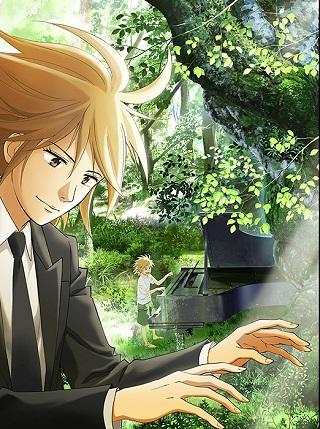 ピアノの森画像