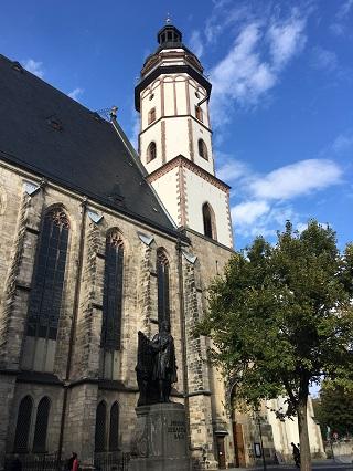 聖トーマス教会写真