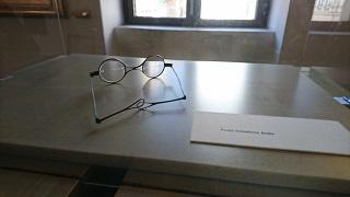 シューベルトの眼鏡