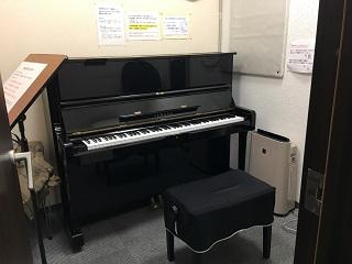 梅田のスタジオ