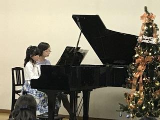 クリスマス会の様子3