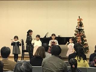 クリスマス会の様子6