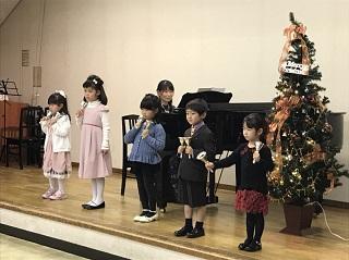 クリスマス会の様子8