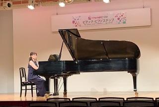 ピアノステップ演奏風景