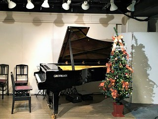 クリスマス会ピアノ