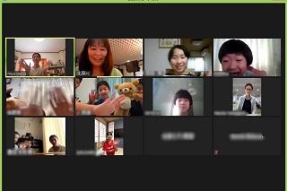 オンライン弾き合い会の様子3