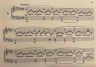 シューベルト楽譜